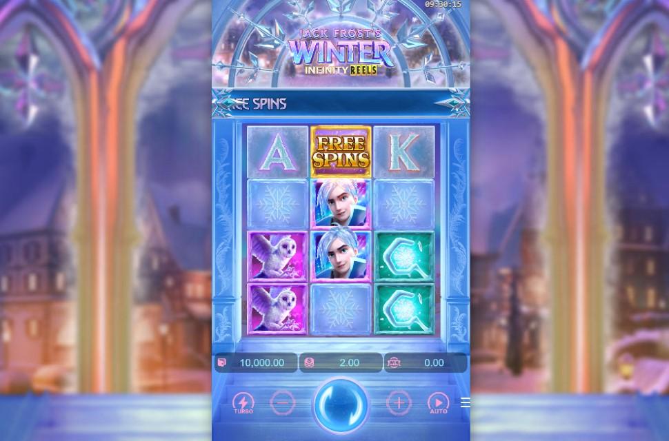 jack frosts winter slot rollen von pocket games soft