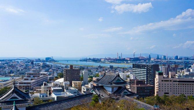 japans präfekturen mit nur einem ir-partner bleiben positiv