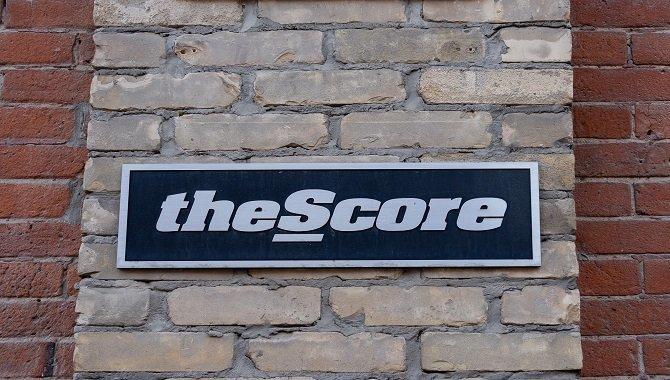 der ceo von thescore ist positiv, da die kanadischen sportwetten einen weiteren fortschritt machen